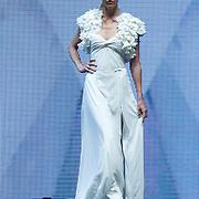 NLD/Amsterdam/20151211 - Modeshow Monique Collignon tijdens LXRY Masters of Luxery 2015, Ovo Drenth