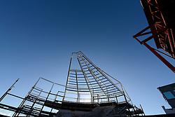 Ashton Gate redevelopment - Photo mandatory by-line: Dougie Allward/JMP - Mobile: 07966 386802 - 18/01/2015 - SPORT - Rugby - Bristol - Ashton Gate - Bristol Rugby v Yorkshire Carnegie - Green King IPE Championship