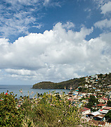 View of Harbor, Soufriere, St. Lucia