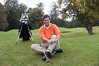 UTRECHT / Amelisweerd  - Golfer Constant Smits van Waesberghe. COPYRIGHT KOEN SUYK