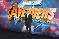 Benedict Cumberbatch, Avengers: Infinity War - UK Fan Event, London Television Studios, White City, London UK, 08 April 2018, Photo by Richard Goldschmidt