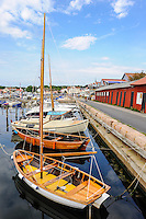 Sweden. Grebbestad is a locality situated in Tanum Municipality.