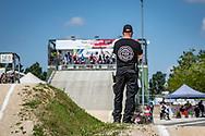 2021 UCI BMXSX World Cup 1&2<br /> Verona (Italy) - Friday Practice<br /> Medic