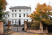Grand House in Wimbledon, London SW19