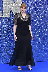 May 20, 2019 - London, United Kingdom - Bryce Dallas Howard seen during the Rocketman UK Premiere at the Odeon Luxe Leicester Square in London. (Credit Image: © James Warren/SOPA Images via ZUMA Wire)