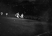 1963 - Inter Cities Fairs Cup - Shamrock Rovers v Valencia at Dalymount Park