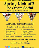SHL Ice Cream Social