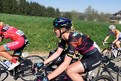 Hannah Barnes (CANYON//SRAM) - Flèche Wallonne Femmes - a 137km road race from starting and finishing in Huy on April 20, 2016 in Liege, Belgium.
