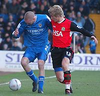 Photo: Alan Crowhurst. Cardiff City v Blackburn Rovers, FA Cup 3rd Round, 08/01/2005