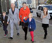 Première familievoorstelling 'Mr Finney'