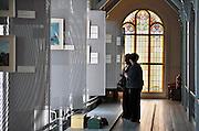 Nederland, Nijmegen, 20-4-2011Van het Lindenhoutmuseum in het protestantse kerkje op het terrein van voormalig kinderdorp Neerbosch. Oorspronkelijk een dorp voor weeskinderen, sinds jaren 60 een instelling van de kinderbescherming.Foto: Flip Franssen/Hollandse Hoogte