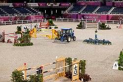 Overview<br /> Olympic Games Tokyo 2021<br /> © Hippo Foto - Stefan Lafrentz<br /> 07/08/2021