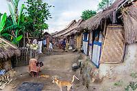 Nusa Tenggara, Lombok, Sade. Village life, Sasak style.