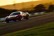 2012 British GT Championship.Donington Park, Leicestershire, UK.27th - 30th September 2012.Hector Lester Ferrari 3..World Copyright: Jamey Price/LAT Photographic.ref: Digital Image Donington_BritGT-19785