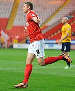 Charlton Athletic v Oxford United 060813