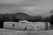 Photograph of the Mission at Tumacácori National Historic Park AZ