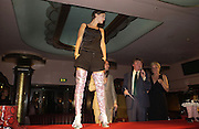 Sophie Anderton, Party following the charity premiere ( in aid of the Elton John Aids foundation) of Kinky Boots. titanic  Bar. London.  4 October 2005. . ONE TIME USE ONLY - DO NOT ARCHIVE © Copyright Photograph by Dafydd Jones 66 Stockwell Park Rd. London SW9 0DA Tel 020 7733 0108 www.dafjones.com