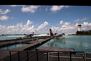 Seaplane dock, Male, Maldives