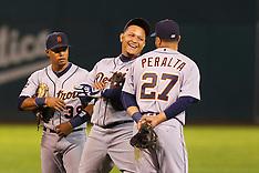 20110915 - Detroit Tigers at Oakland Athletics (MLB Baseball)