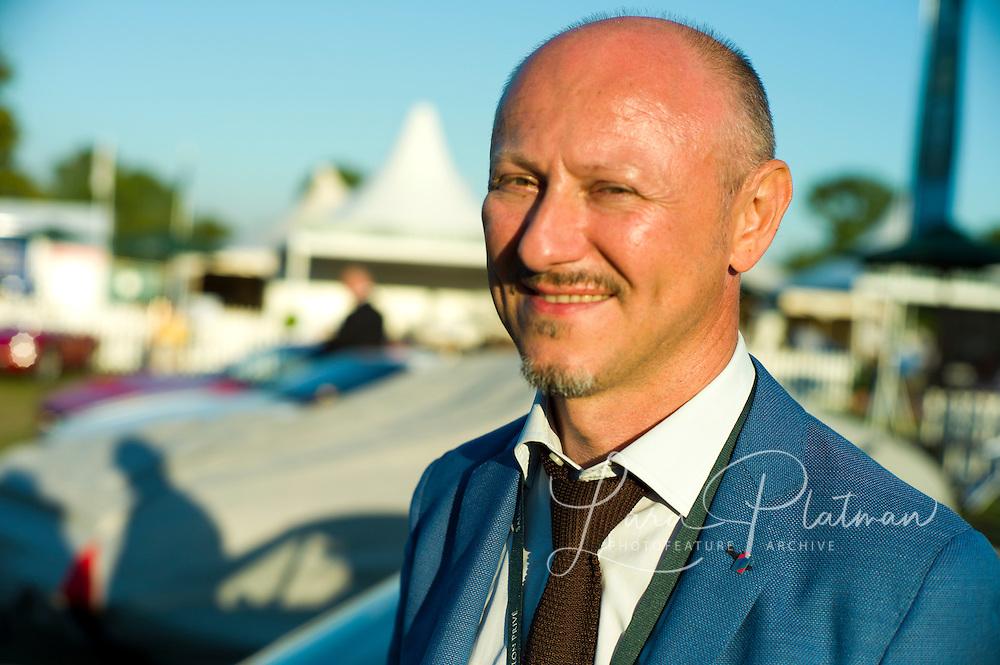 Fabio Filippini Director of Design of Pininfarina SpA