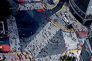tokio 2021 straatbeelden na de olympische spelen 2020