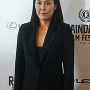 London, UK, 20th September 2017. Atsuko Hirayanagi attend Raindance 25th Film Festival Opening Gala at VUE Leicester Square.
