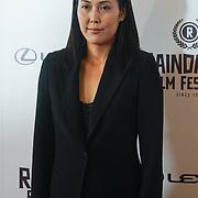 London, UK, 20th September 2017. Atsuko Hirayanagi attend Raindance 25th Film Festival Opening Gala at VUE Leicester Square.