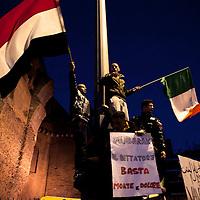 Manifestazione per la Libertà e Democrazia in Egitto