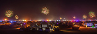 Fireworks and Black Rock City 2016