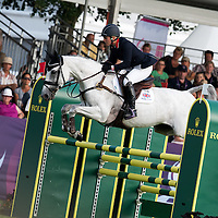 Jumping - Nations Cup Eventing - FEI European Championships 2015 - Aachen
