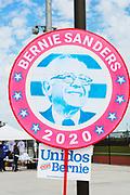 Bernie Sanders 2020 Rally Signage