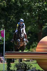 Algotsson Linda (SWE) - La Fair<br /> Olympic Games London 2012<br /> © Dirk Caremans