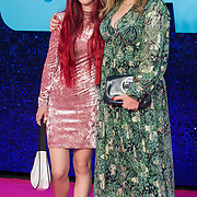 Tracy-Ann Oberman and daughter Anoushka Cowan attended 'Everybody's Talking About Jamie' film premiere at Royal Festival Hall, London, UK. 13 September 2021