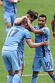 MLS-New York City FC at Chicago Fire-Nov 8, 2020
