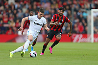 Football - 2019 / 2020 Premier League - AFC Bournemouth vs. West Ham United<br /> <br /> Declan Rice of West Ham United in action during the Premier League match at the Vitality Stadium (Dean Court) Bournemouth   <br /> <br /> COLORSPORT/SHAUN BOGGUST