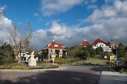 Nederland, Noordwijk aan zee, 28-10-2012Foto vanaf de Rembrandtweg. Monument voor de gevallenen.Foto: Flip Franssen/Hollandse Hoogte