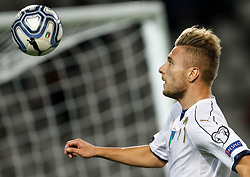 October 6, 2017 - Turin, Italy - Ciro Immobile of Italy national team in action during the 2018 FIFA World Cup Russia qualifier Group G football match between Italy and FYR Macedonia at Stadio Olimpico on October 6, 2017 in Turin, Italy. (Credit Image: © Mike Kireev/NurPhoto via ZUMA Press)