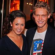 NLD/Den Haag/20110117 - Premiere film Sonny Boy, ...................... en Ferry Doedens