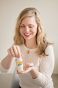Juree Sondker is founder of Horticulture Skincare, a botanical blend of oils that moisturizes and heals skin.