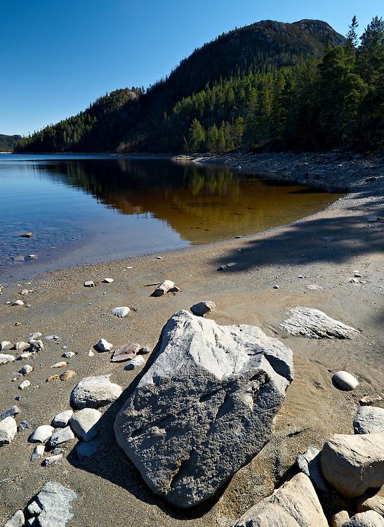Norway - Lake on Fosen peninscula