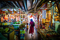 Flacq Market - largest in Mauritius