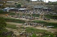 Rural market, Gitisi, Rwanda.