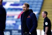 Simon Rusk. Stockport County FC 4-0 King's Lynn Town FC. Vanarama National League. Edgeley Park. 13.4.21