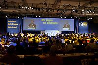 08 SEP 2002, BERLIN/GERMANY:<br /> Uebersicht, FDP Bundesparteitag, Hotel Estrell<br /> IMAGE: 20020908-01-067<br /> KEYWORDS: party congress, Übersicht