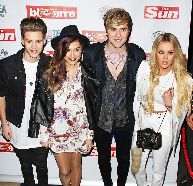 Only The Young, Dan Wootton's Bizarre Annual 2015, Steam & Rye, London UK, 02 March 2015, Photo By Brett D. Cove