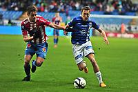 06.10.2013, Molde v Tromsø,Aker stadion, Foto: Kenneth Hjelle Digitalsport, Mattias Mostrøm - molde,Magnus Andersen,