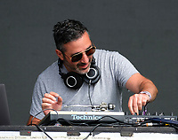 DJ Yoda at Camp Bestival photo by Dawn Fletcher-Park