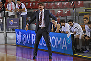 DESCRIZIONE : Roma LNP A2 2015-16 Acea Virtus Roma Angelico Biella<br /> GIOCATORE : Michele Carrea<br /> CATEGORIA : allenatore coach delusione<br /> SQUADRA : Angelico Biella<br /> EVENTO : Campionato LNP A2 2015-2016<br /> GARA : Acea Virtus Roma Angelico Biella<br /> DATA : 15/11/2015<br /> SPORT : Pallacanestro <br /> AUTORE : Agenzia Ciamillo-Castoria/G.Masi<br /> Galleria : LNP A2 2015-2016<br /> Fotonotizia : Roma LNP A2 2015-16 Acea Virtus Roma Angelico Biella