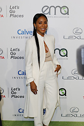 BURBANK, CA - OCTOBER 22: Actress Jada Pinkett Smith attends the 26th annual EMA Awards presented by Toyota and Lexus and hosted by the Environmental Media Association at Warner Bros. Studios on October 22, 2016 in Burbank, California. Byline, credit, TV usage, web usage or linkback must read SILVEXPHOTO.COM. Failure to byline correctly will incur double the agreed fee. Tel: +1 714 504 6870.