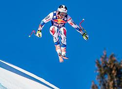 22.01.2019, Streif, Kitzbühel, AUT, FIS Weltcup Ski Alpin, Abfahrt, Herren, 1. Training, im Bild Maxence Muzaton (FRA) // Maxence Muzaton of France during the 1st Training of mens downhill of FIS Ski Alpine Worldcup at the Streif in Kitzbühel, Austria on 2019/01/22. EXPA Pictures © 2019, PhotoCredit: EXPA/ Stefan Adelsberger